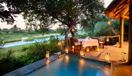 Dulini River Lodge.